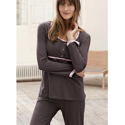 nouveaux styles dc38b e5ed0 Pyjama en coton femme - Idée pour s'habiller