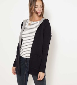 472cc9e3f713 Gilet femme à capuche zip - Idée pour s habiller