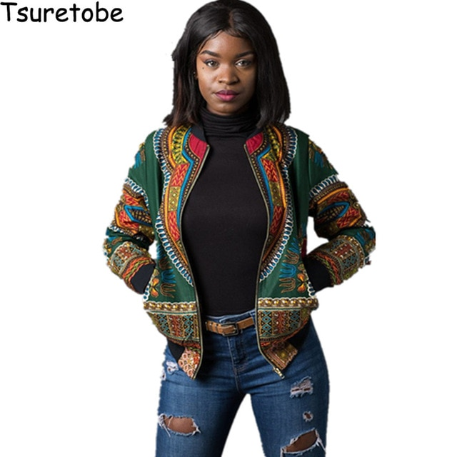Veste femme africaine