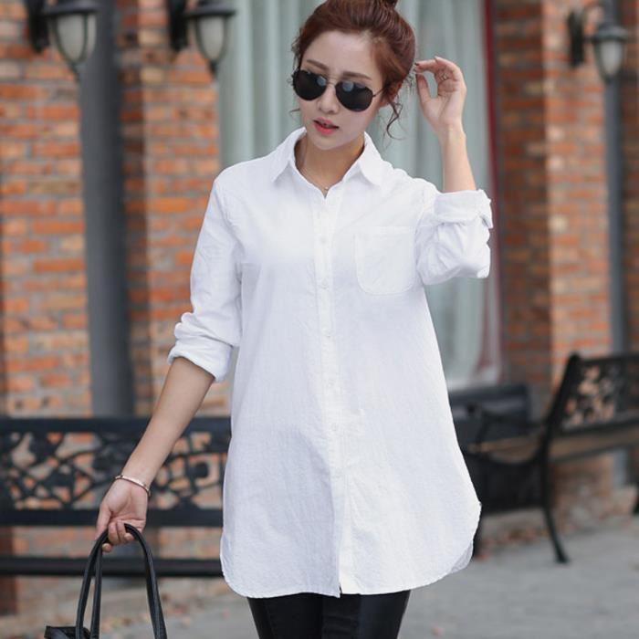 Chemisier blouse pour femme