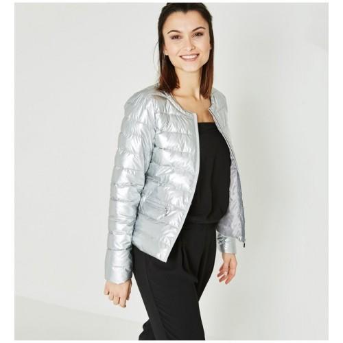 Veste Argentée Pour S'habiller Promod Femme Idée rr6fq