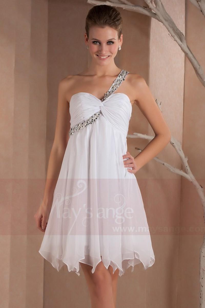 Robe Pour S'habiller Idée Blanche Ceremonie Femme fASqwfPnOx