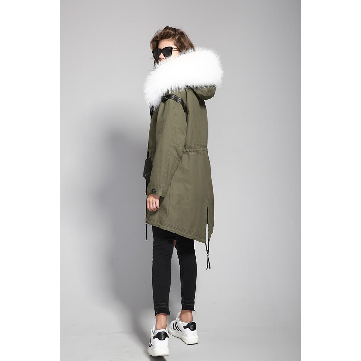 Idée A S'habiller Pour Fourrure Bnzt8 Capuche Avec Veste QeErBdxWCo