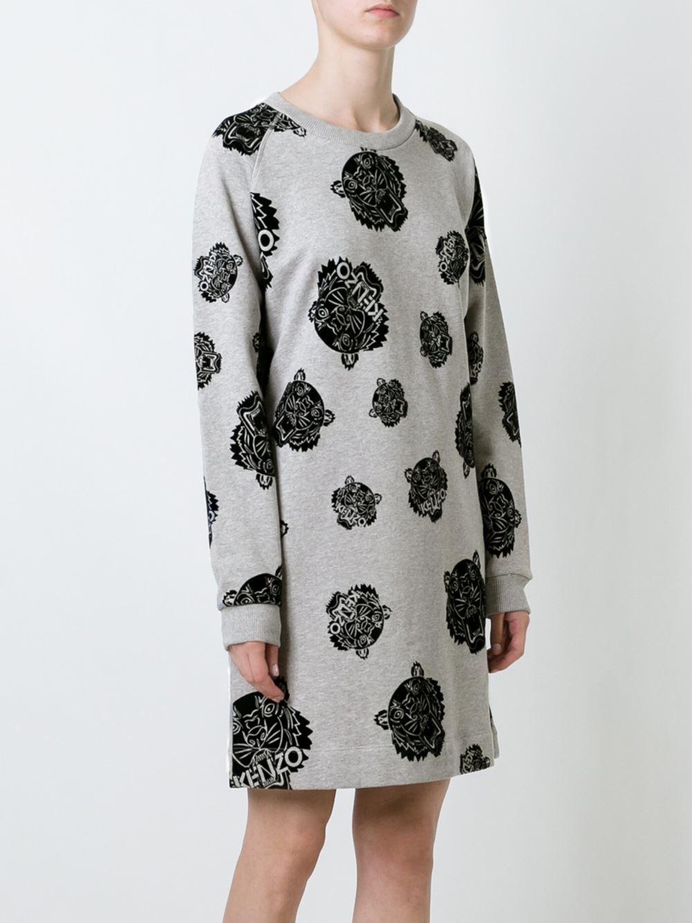 Robe femme kenzo pas cher - Idée pour s habiller 6955c988b17
