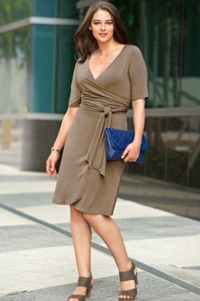 Robe pour femme qui ont des hanches