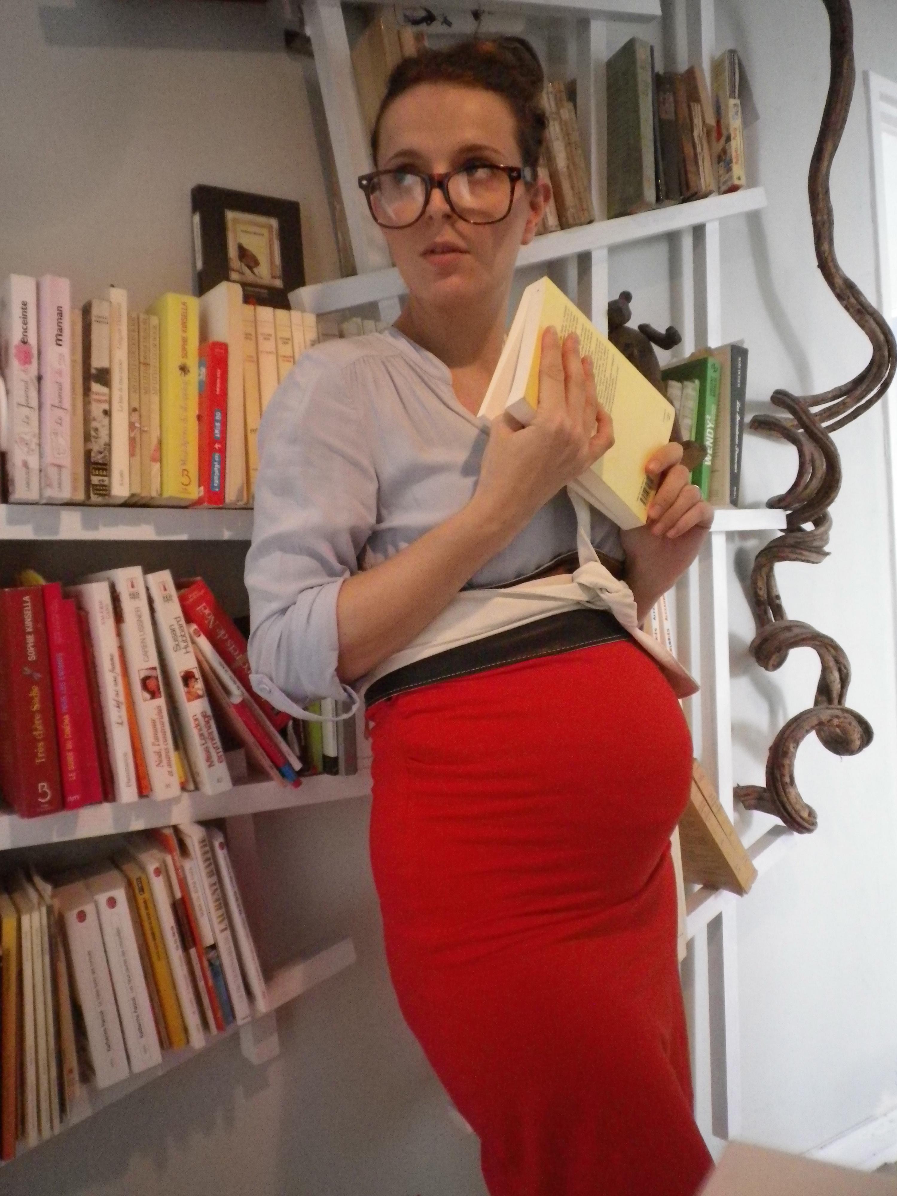 d8348215ccea Robe femme enceinte h m - Idée pour s habiller