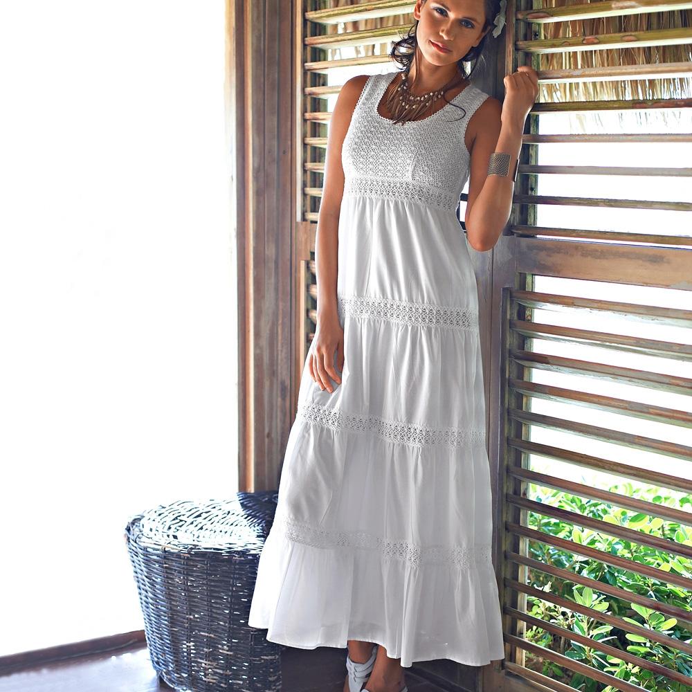 Robe droite blanche porte - Idée pour s habiller 16ca9902b2a