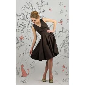 Robe en coton bio femme - Idée pour s habiller 9cf72f5f594