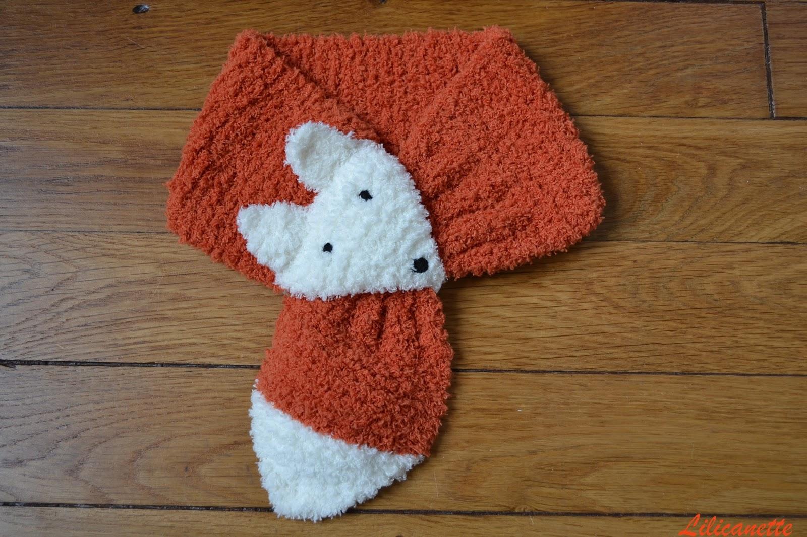 88dbd94102c6 Tricoter écharpe bébé - Idée pour s habiller