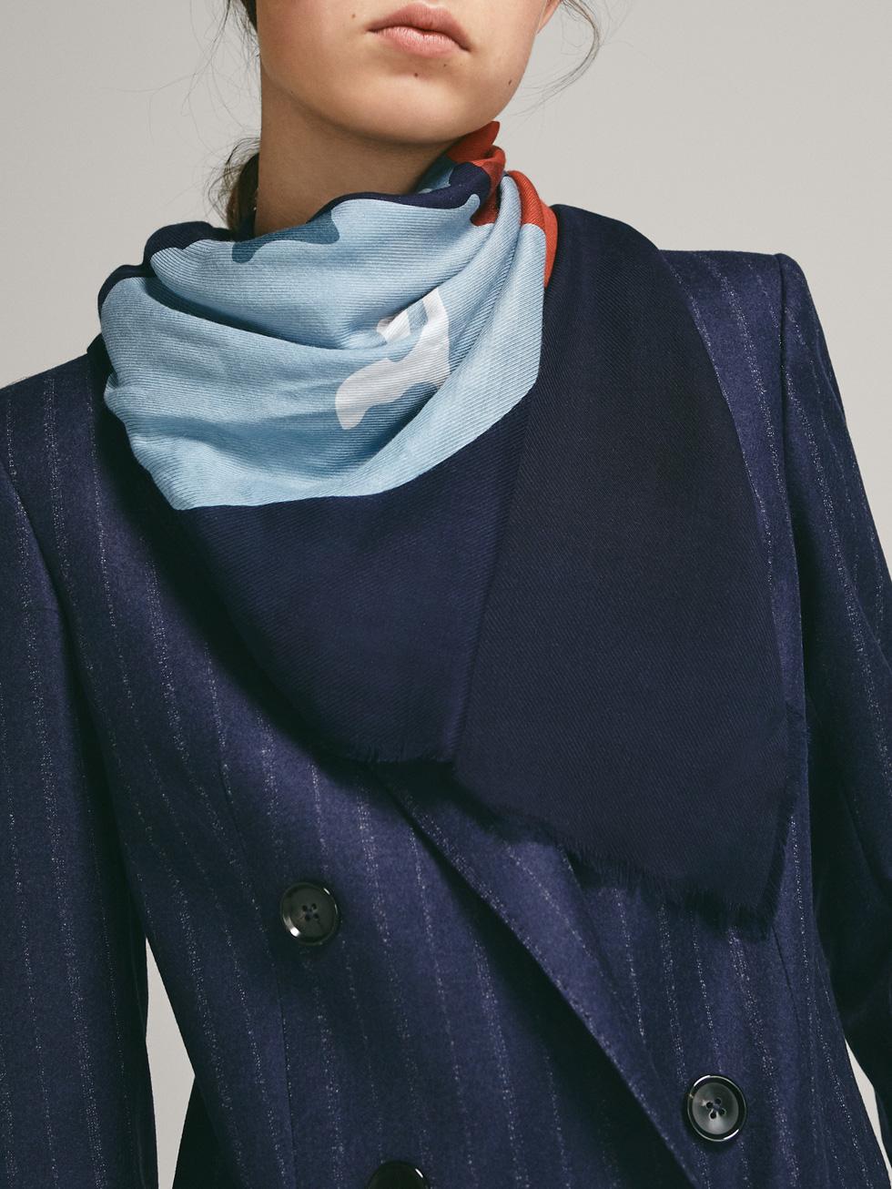 Echarpe femme de couleur - Idée pour s habiller d42f78899ce