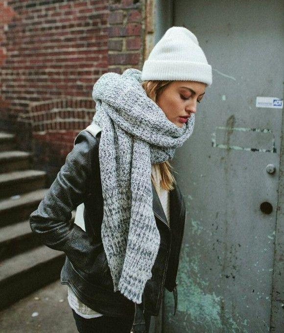 écharpe maille femme - Idée pour s habiller b59893c64df