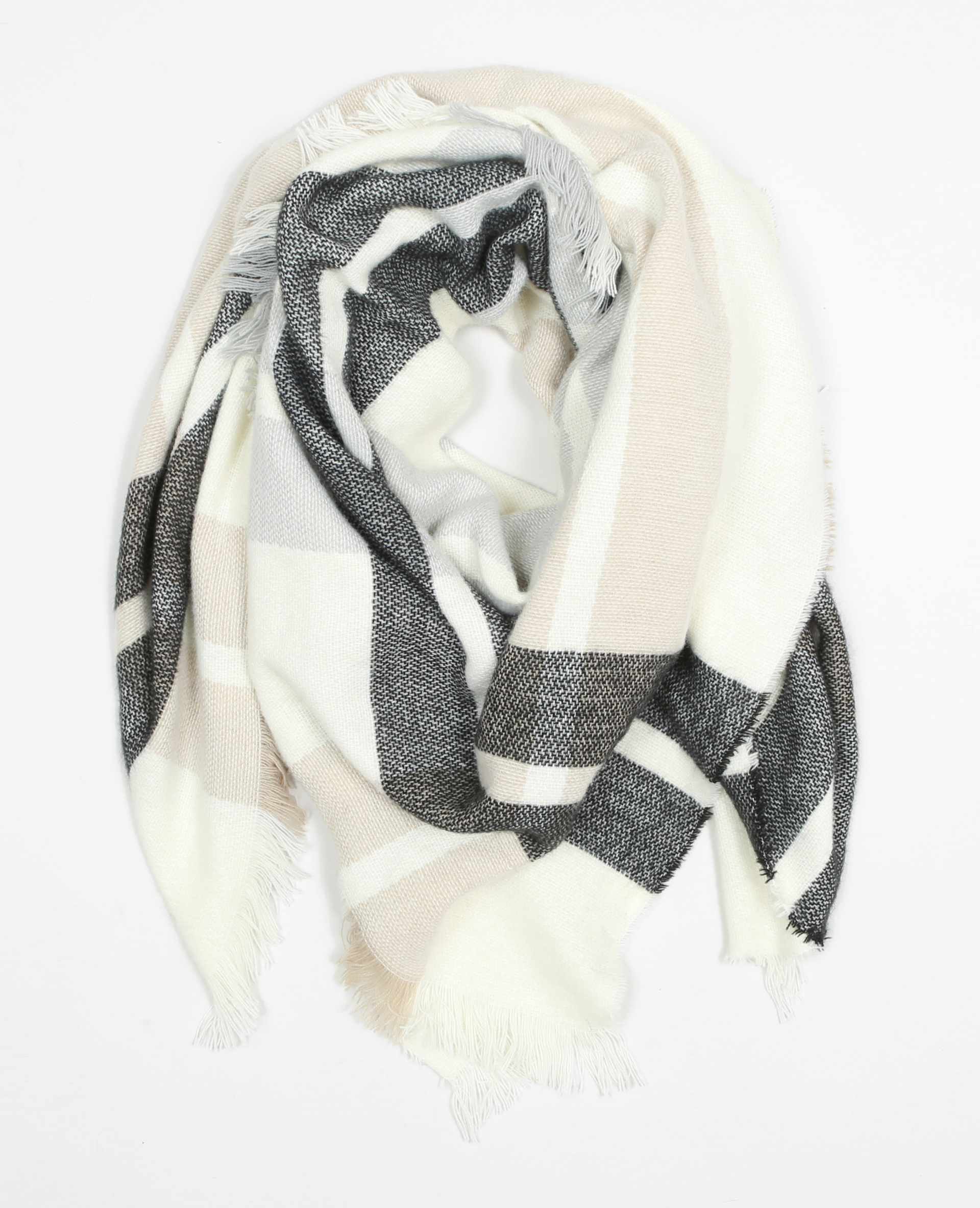 Echarpe plaid femme - Idée pour s habiller ba34f578c5f