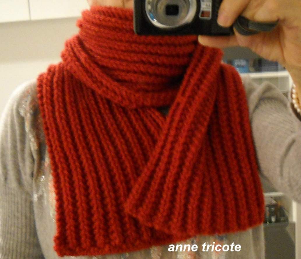 a238bb0b5c10 Modele echarpe tricot femme - Idée pour s habiller