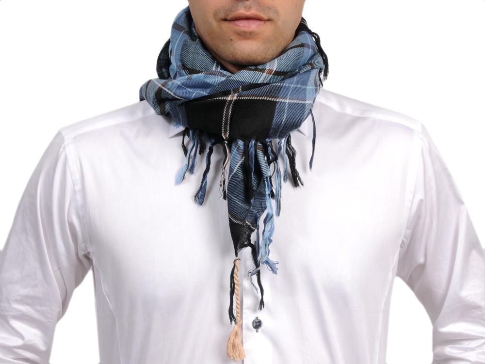 écharpe a carreaux homme - Idée pour s habiller 79892b5ff83