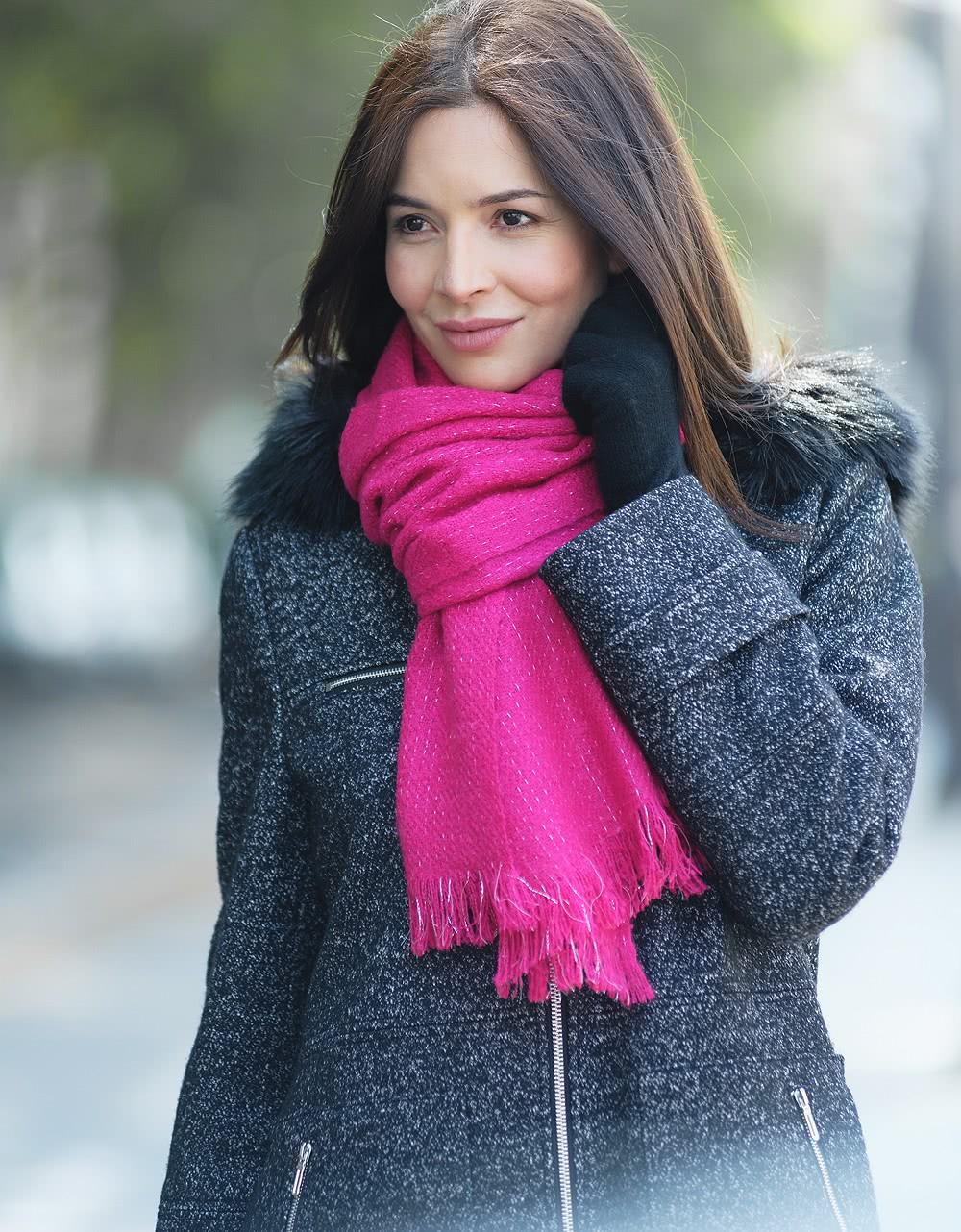 Echarpe femme christine laure - Idée pour s habiller 995bd633a60