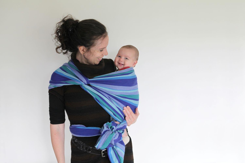 écharpe de portage noeud - Idée pour s habiller 3f5c7c70ee7