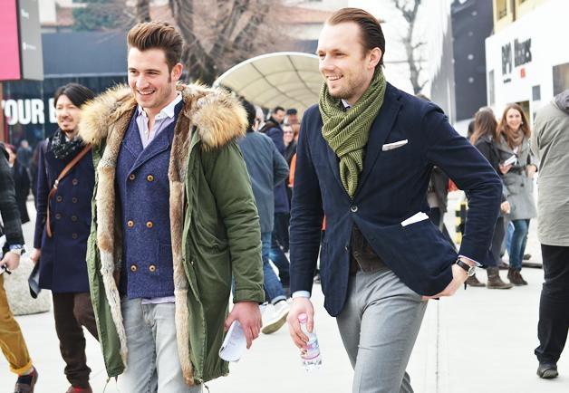 1e5154a72e05 Comment choisir une echarpe homme - Idée pour s habiller