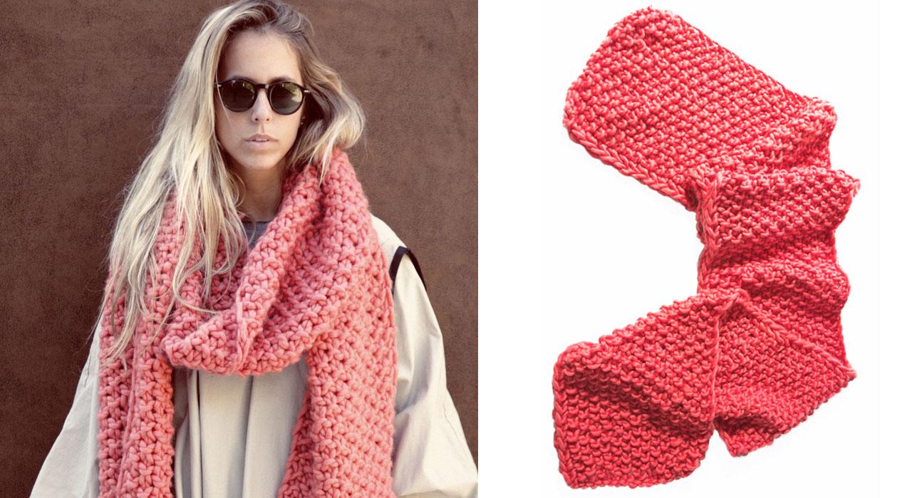 Modele echarpe laine femme - Idée pour s habiller f8d0dd19a5c