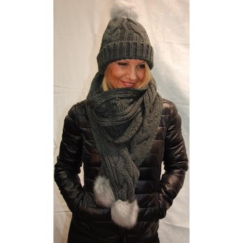 Grosse écharpe en laine homme - Idée pour s habiller f1bc7cd9aa1