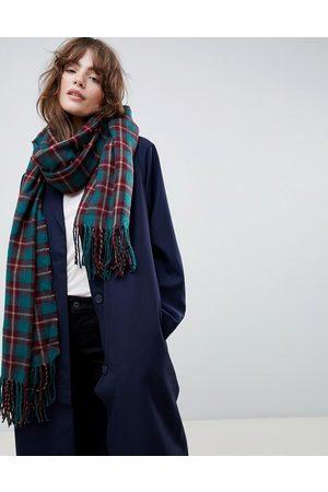 écharpe plaid carré - Idée pour s habiller b12772af42e