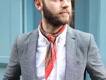 bee825fd72 Costume homme écharpe - Idée pour s'habiller