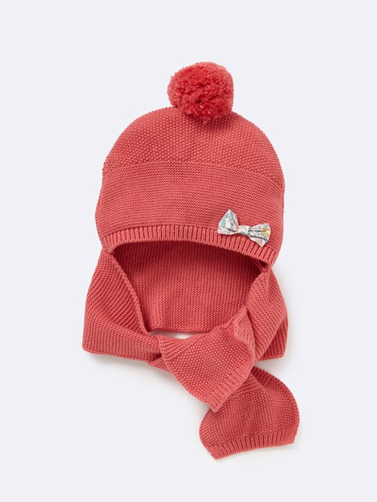 fb0ecae3579a Echarpe bonnet bebe garcon - Idée pour s habiller