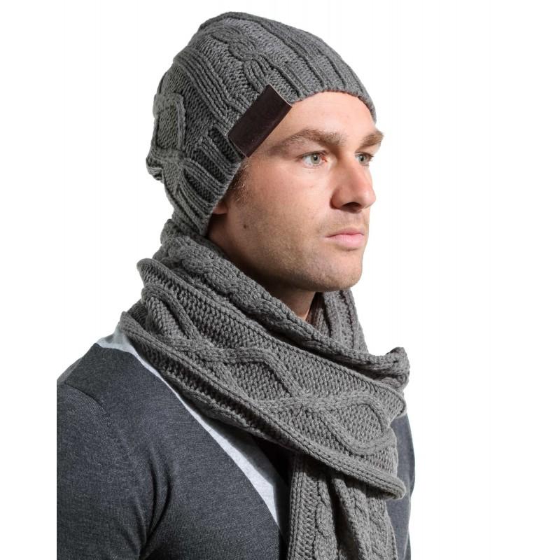 0f536f6b496 Echarpe laine homme jules - Idée pour s habiller