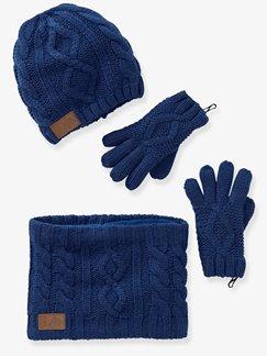 1d5b39771ca2 Ensemble bonnet echarpe gants bebe - Idée pour s habiller
