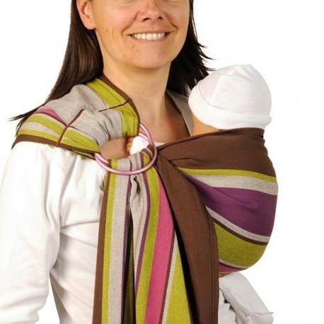 écharpe de portage anneau - Idée pour s habiller f49faa31fb0