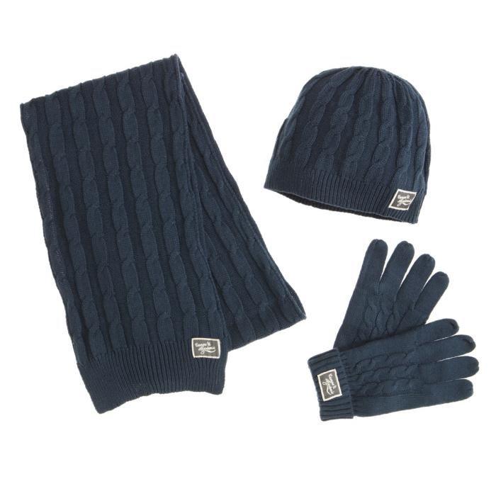 7cc3c07465b5 Coffret echarpe bonnet gant femme - Idée pour s habiller
