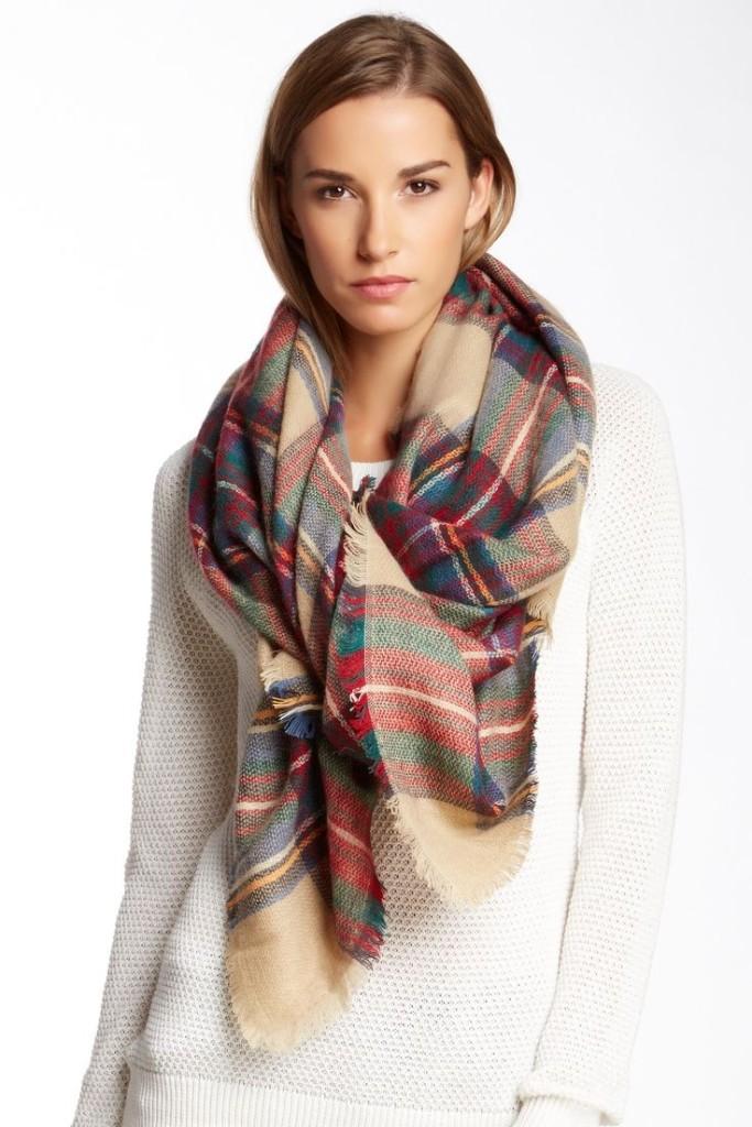 081a87b9d159 Comment mettre une écharpe longue femme - Idée pour s habiller