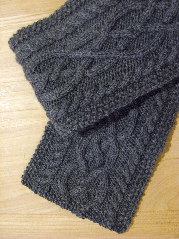 Tricot modèle écharpe homme - Idée pour s habiller e077fd9b2cb