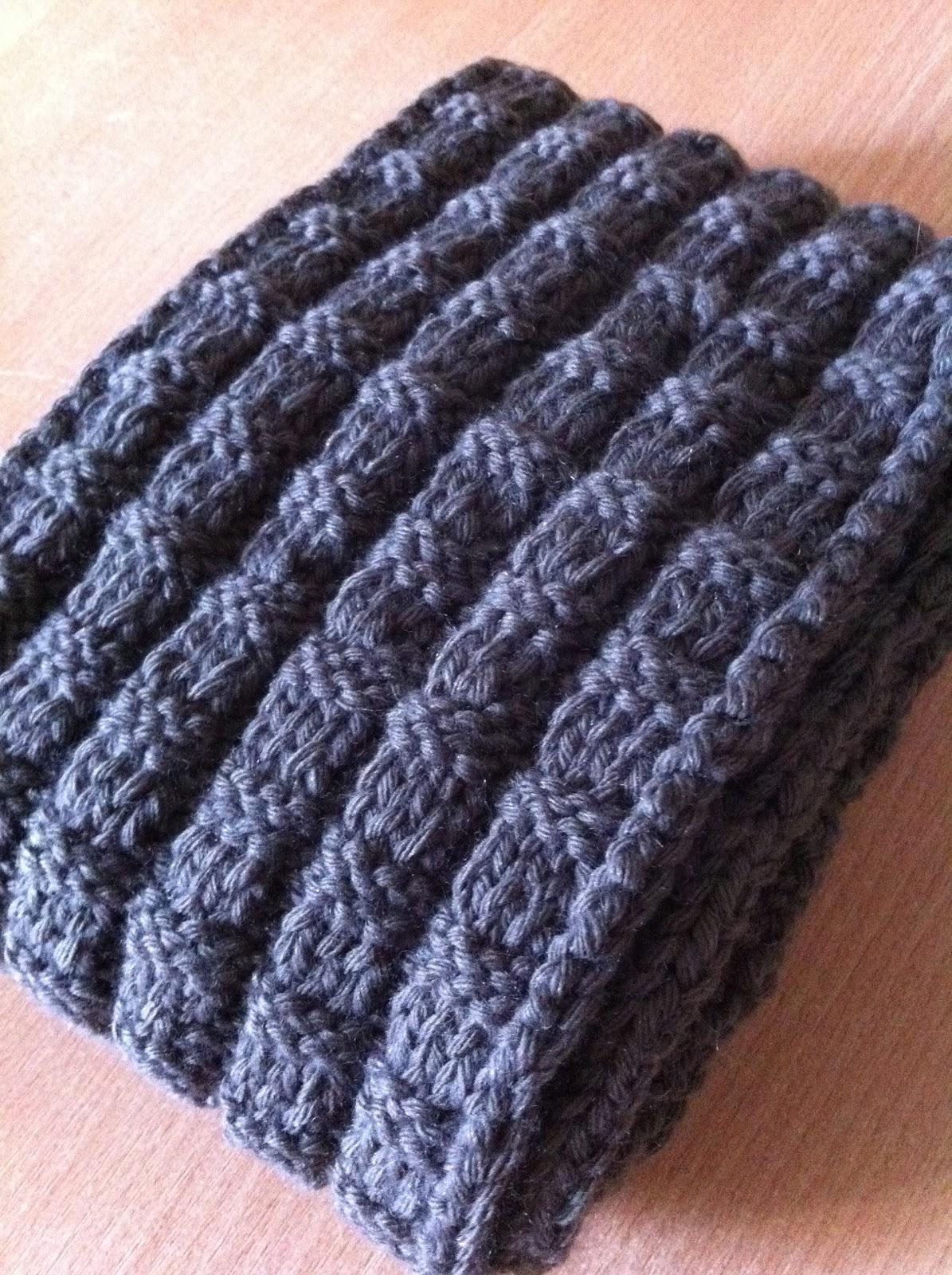 Tuto echarpe au crochet pour homme - Idée pour s habiller 09bbfdfeebb