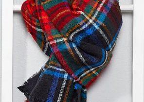b762b69e1d2b Point fantaisie tricot echarpe - Idée pour s habiller