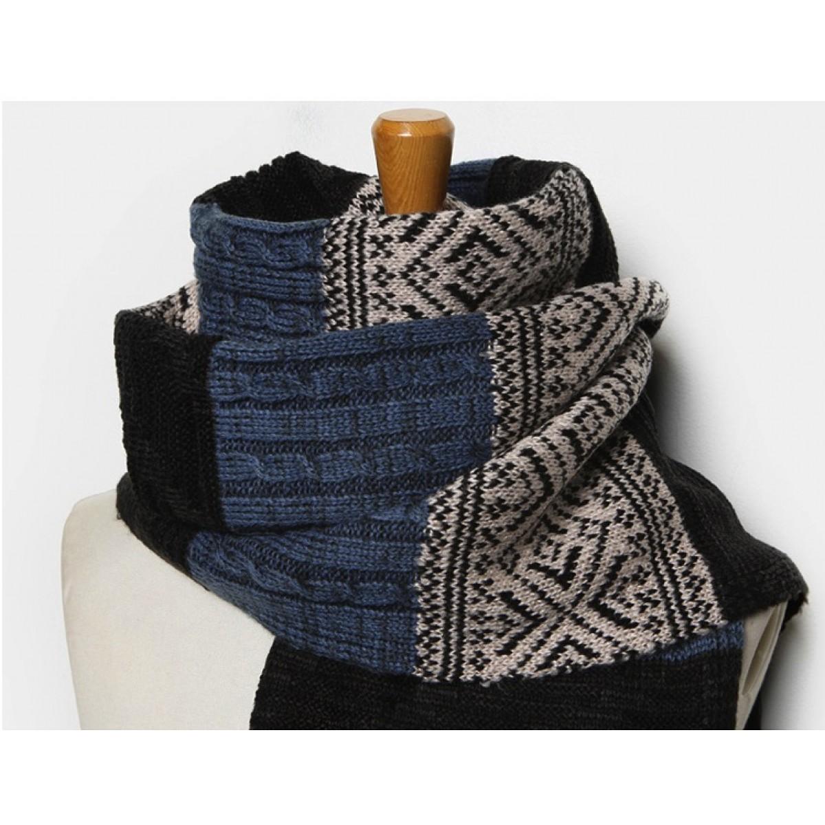 71c35075a9dd Echarpe hiver homme - Idée pour s habiller