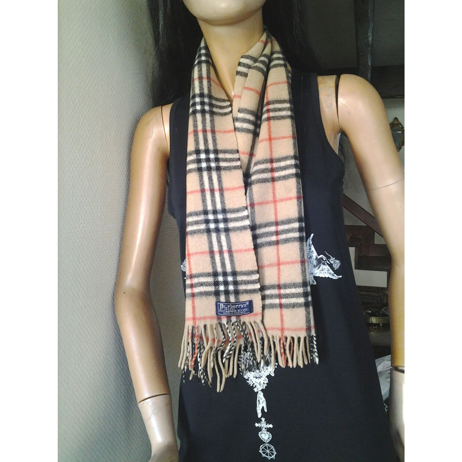 écharpe burberry femme - Idée pour s habiller f380185a039