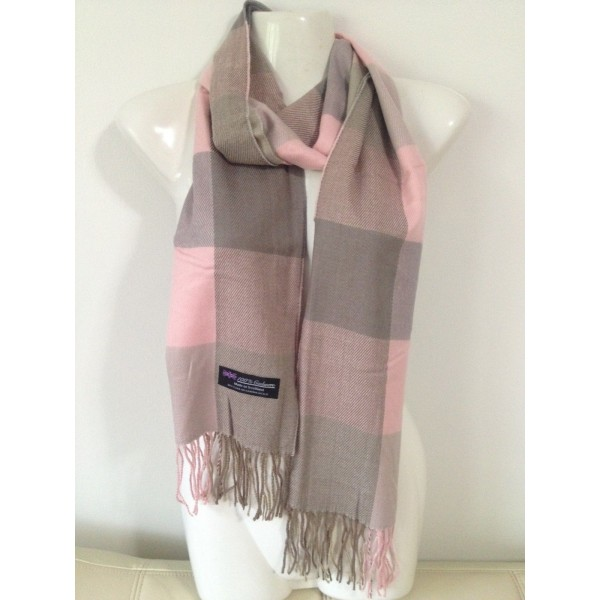 Echarpe femmes laine - cachemire