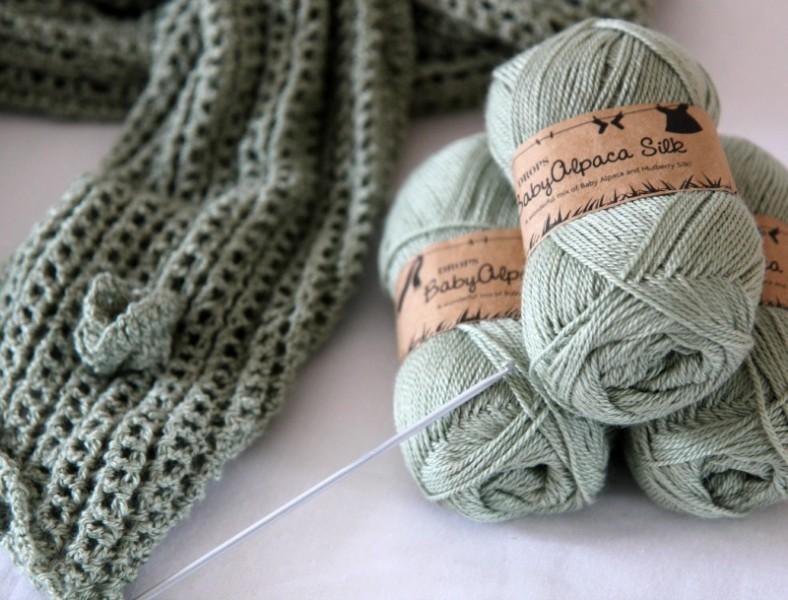 Tuto echarpe crochet homme - Idée pour s habiller 8d6e70998f7