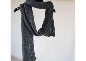 Echarpe laine homme gris - Idée pour s habiller a3b9f49870a