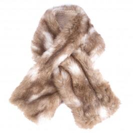 Echarpe fausse fourrure femme - Idée pour s habiller 2465569679a