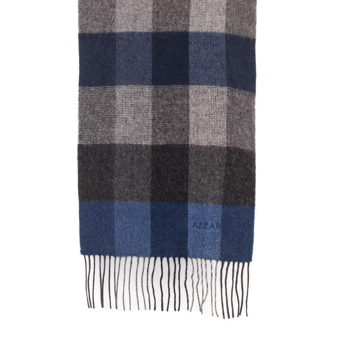 écharpe grise laine homme - Idée pour s habiller 79f461bcff4