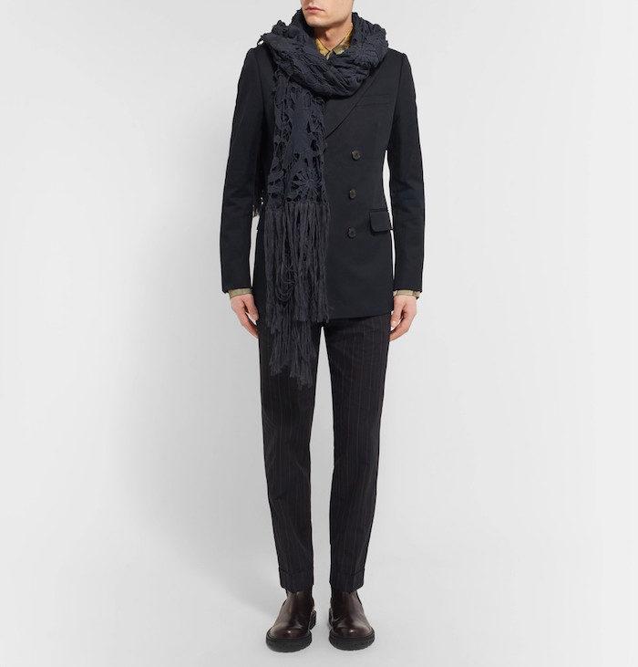 Echarpe homme de fursac - Idée pour s habiller e2fb794e356
