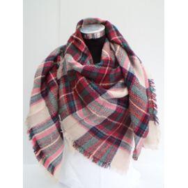 3afff2f86140 écharpe plaid chale femme - Idée pour s habiller