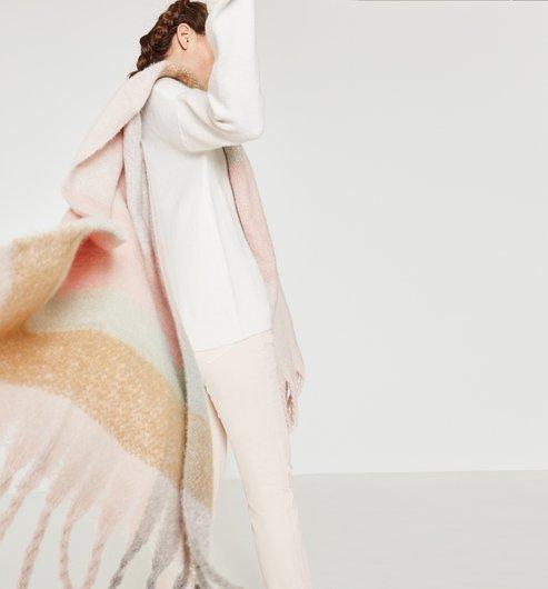 579a4bcef81 Plaid echarpe promod - Idée pour s habiller