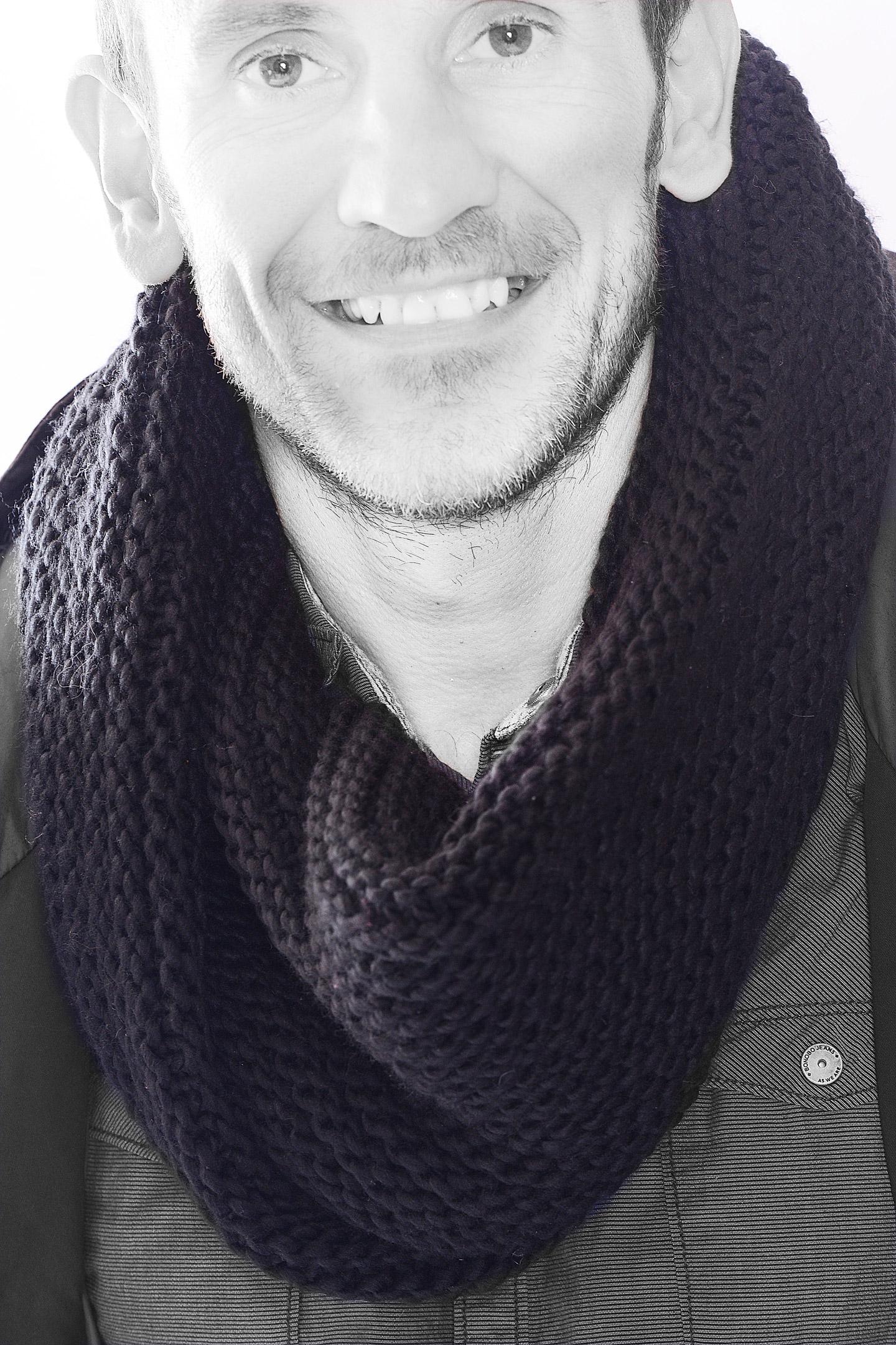 Grosse echarpe maille homme - Idée pour s habiller a2221d79ebd