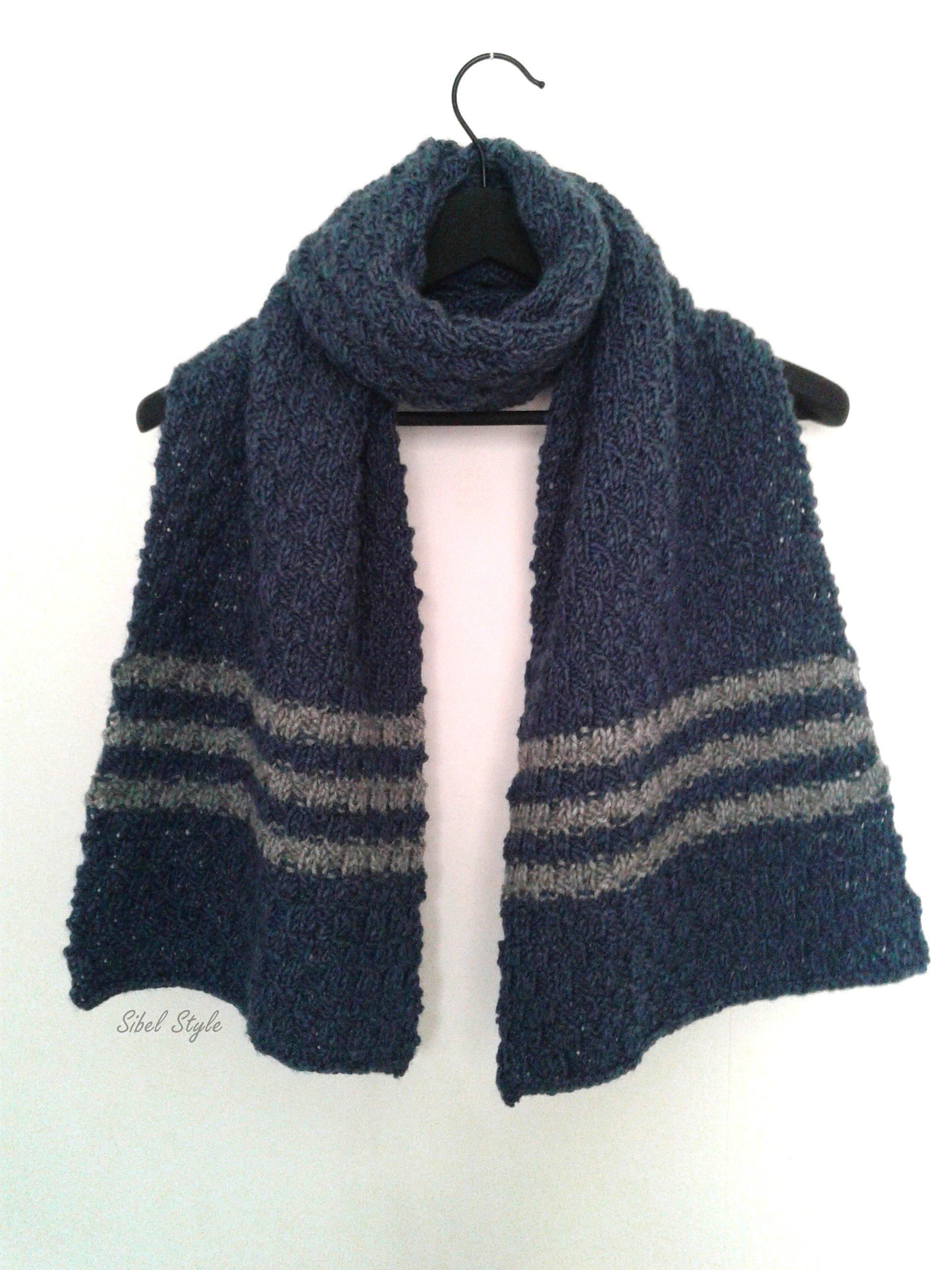 écharpe tour de cou pour homme - Idée pour s habiller 349b84814cf