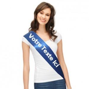 écharpe miss personnalisable - Idée pour s habiller c21709b2c87