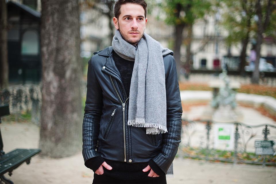 écharpe homme chic - Idée pour s habiller 7a93eb19b77