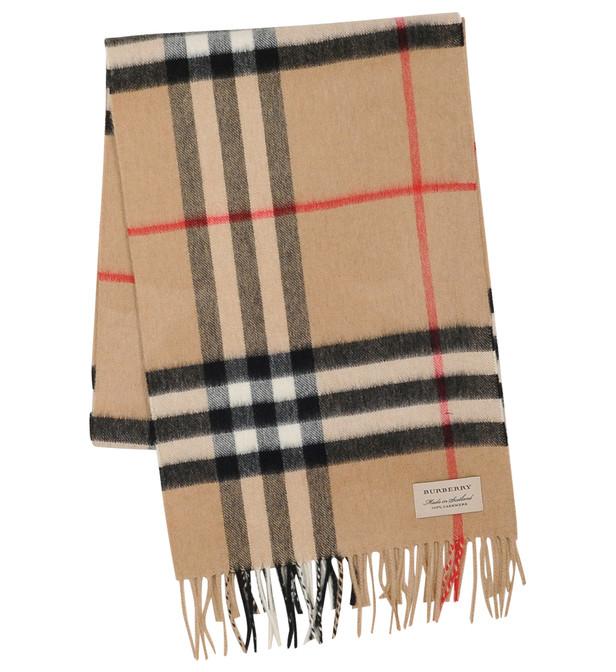 Echarpe cachemire burberry - Idée pour s habiller a669be89674