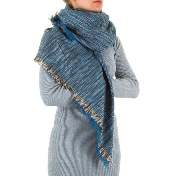 Grande écharpe carré femme - Idée pour s habiller 257c3cb0d8a